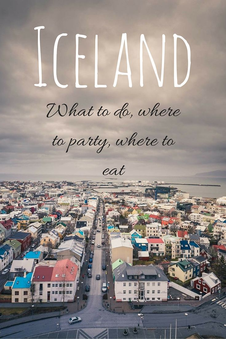 A guide to Iceland and Reykjavik with tips on where to go, things to do, the best restaurants, the best vegetarian restaurants, the best vegan restaurants and the best bars.