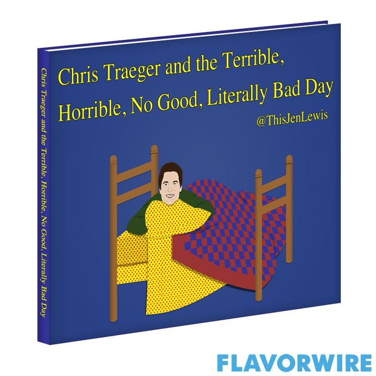 Chris Traeger and the Terrible, Horrible, No Good, Literally Bad Day