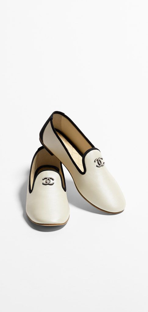 Best 25 Chanel Loafers Ideas On Pinterest Leather Shoes