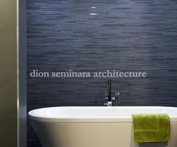 Bathroom Interior Design Brisbane, Interior Design Architects - Dion Seminara Architecture