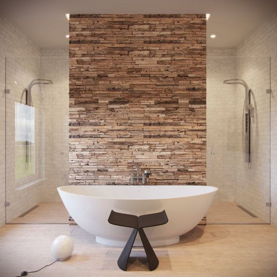 reclaimed wood wall rustic wall panels decorative wall by teaknco