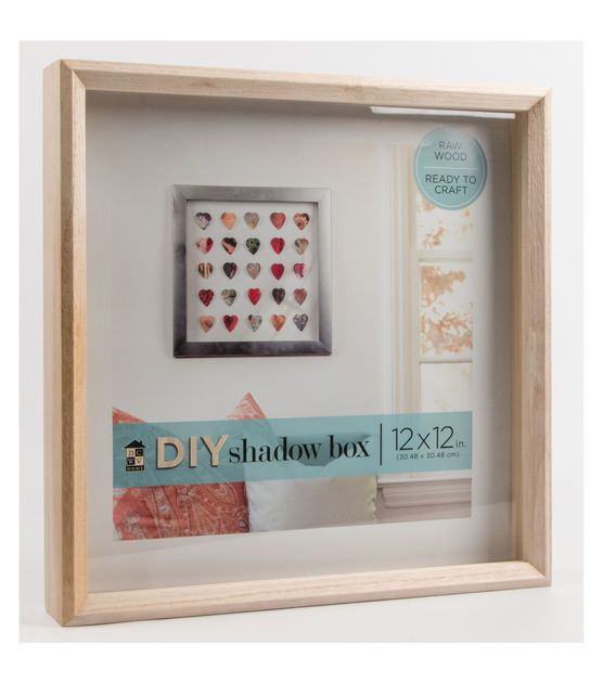 DCWV Home 12 · Diy Shadow BoxOnline ...  sc 1 st  Pinterest & 80 best DIY Wood images on Pinterest | Diy wood Online craft ... Aboutintivar.Com