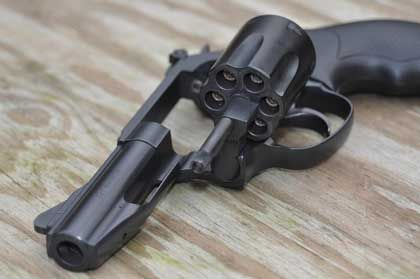 Smith & Wesson Model 632 .327 Federal Magnum