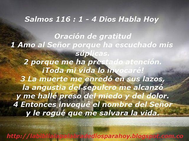 La Biblia La Palabra De Dios Para Hoy: Oración-de-gratitud-Salmos-116-1-4-Dios-Habla-Hoy