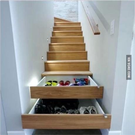 Really cool Space Saver for small houses