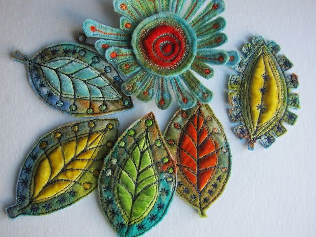 Interview with fiber artist, Jackie Cardy
