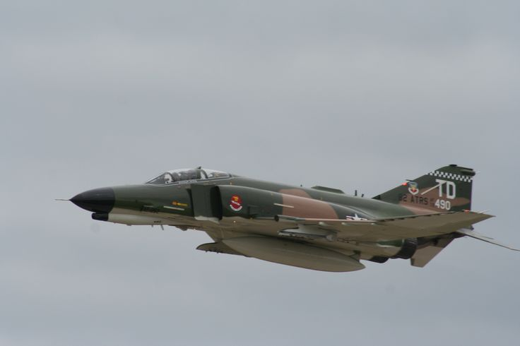 F4 Phantom II.  My very favorite plane.