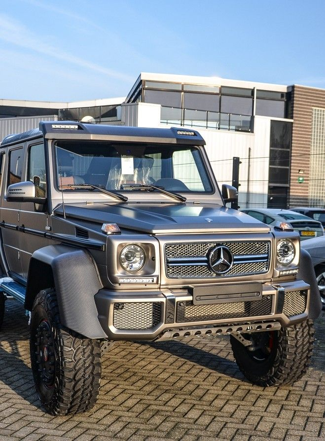 1000 images about mercedes g class on pinterest cars for Mercedes benz g wagon 6x6 for sale