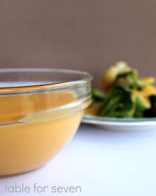 Table for 7: {Simple} Cheddar Cheese Sauce