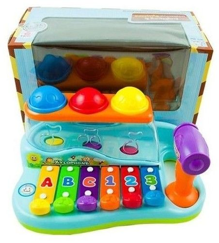 Cymbałki kolorowe dla dzieci