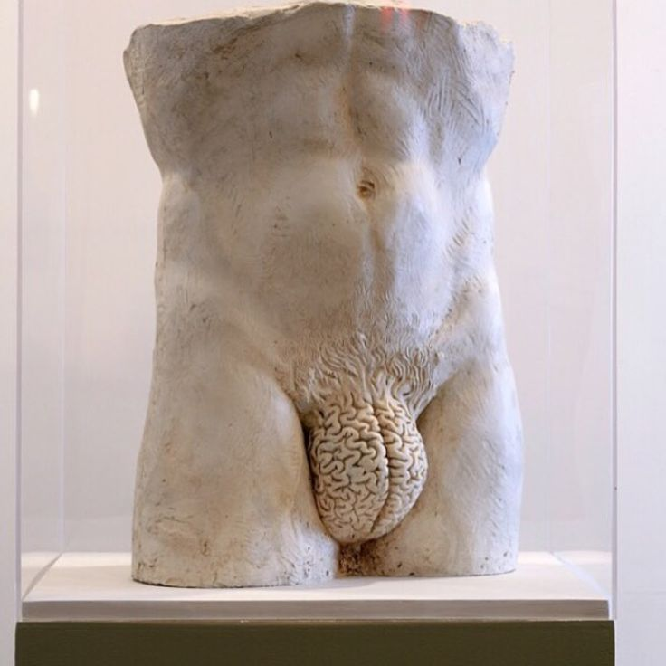 The accuracy of this sculpture is incredible...