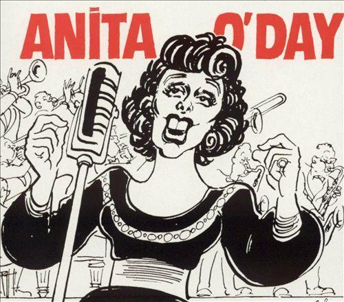 Resultado de imagem para anita O'day caricature