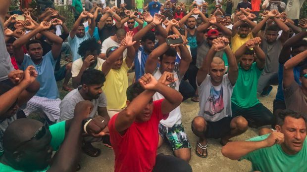 Pleas for New Zealand Papua New Guinea to intervene in Manus Island refugees and asylum seekers crisis | Peace and Freedom