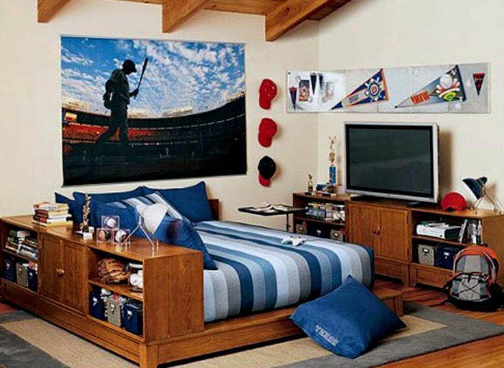 Tiny Box Room Ikea Stuva Loft Bed Making The Most Of: Best 25+ Small Boys Bedrooms Ideas On Pinterest