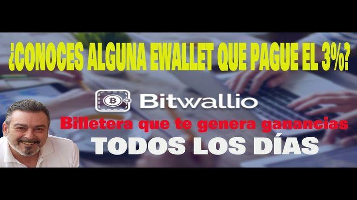 🌟 Backoffice de Witwallio 3 porciento al día