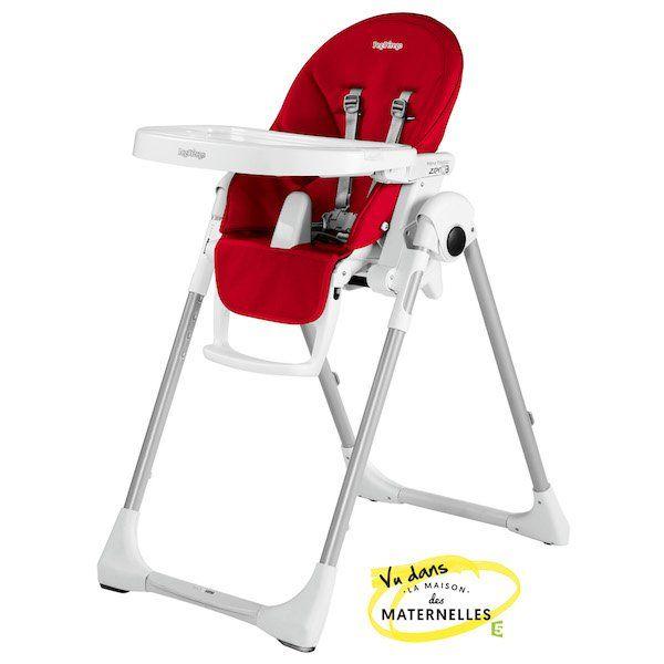 Chaise haute Prima Pappa Zero3, Peg-Pérego
