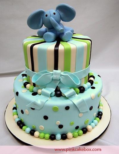 boy baby shower: Boys Cakes, Elephant Cakes, Cakes Ideas, Baby Boys, Shower Cakes, Boys Baby Shower, Birthday Cakes, Elephants Cakes, Baby Shower