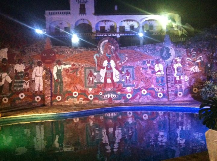 Posada de la Mision Hotel Taxco en Taxco de Alarcón, Guerrero