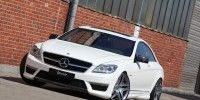 Mercedes CL63 AMG by Unicate