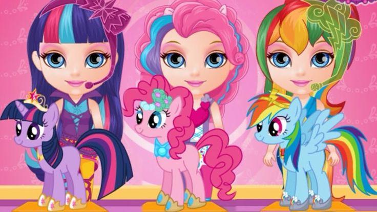 My Little Pony Equestria Girls MLP Rainbow Rock Desenho Nova Temporada 2...