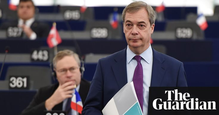 Trump-Russia inquiry is told Nigel Farage may have given Julian Assange data | Politics | The Guardian