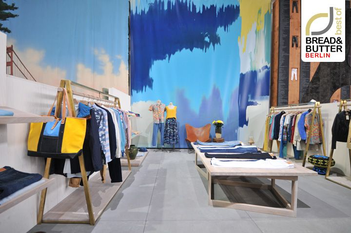 bread butter berlin 2013 summer levis made crafted retail and exhibition pinterest visual. Black Bedroom Furniture Sets. Home Design Ideas