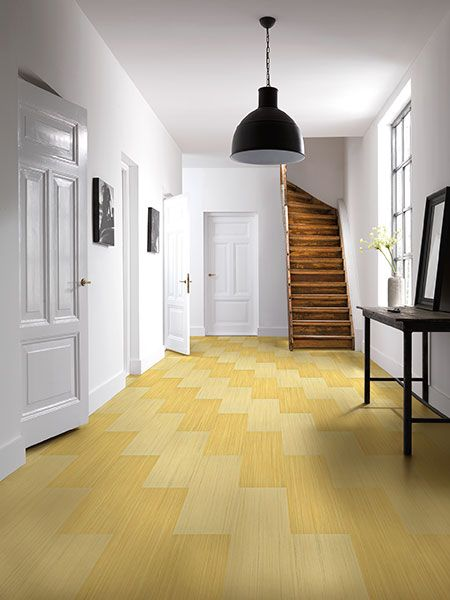 Where to  Use It: Entryway | All About Linoleum Flooring | This Old House Mobile