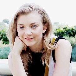 Natalie Dormer behind the scenes for Michigan Avenue Magazine, September 2015