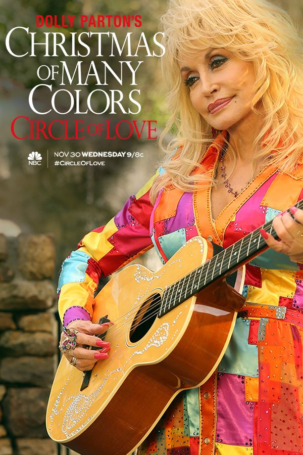 8 best Dolly Parton's Christmas of Many Colors: Circle of Love ...
