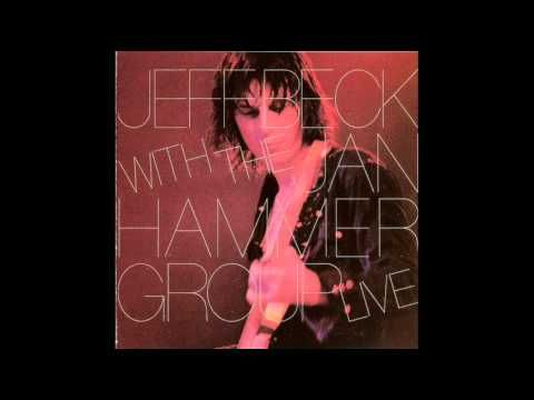 JEFF BECK WITH THE JAN HAMMER GROUP - Darkness Earth in Search of a Sun
