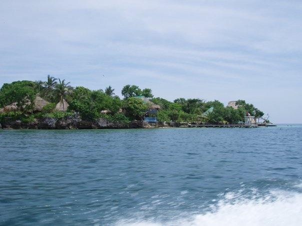 prachtige mini eilandjes (isla rosario)