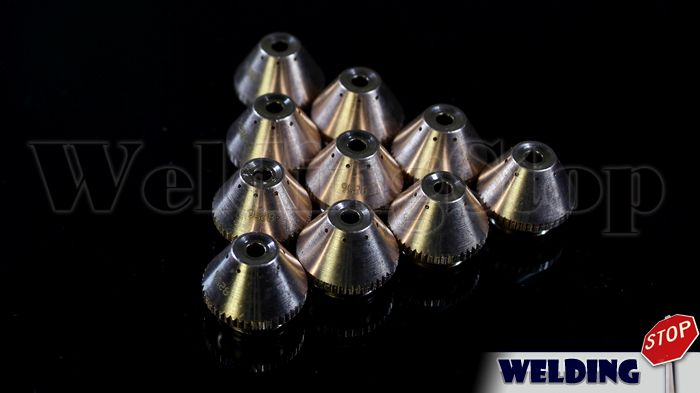 9-8256 Thermal Dynamics SL 60/100 plasma cutter torch consumables 9-8256_ Shield Cap 10pcs