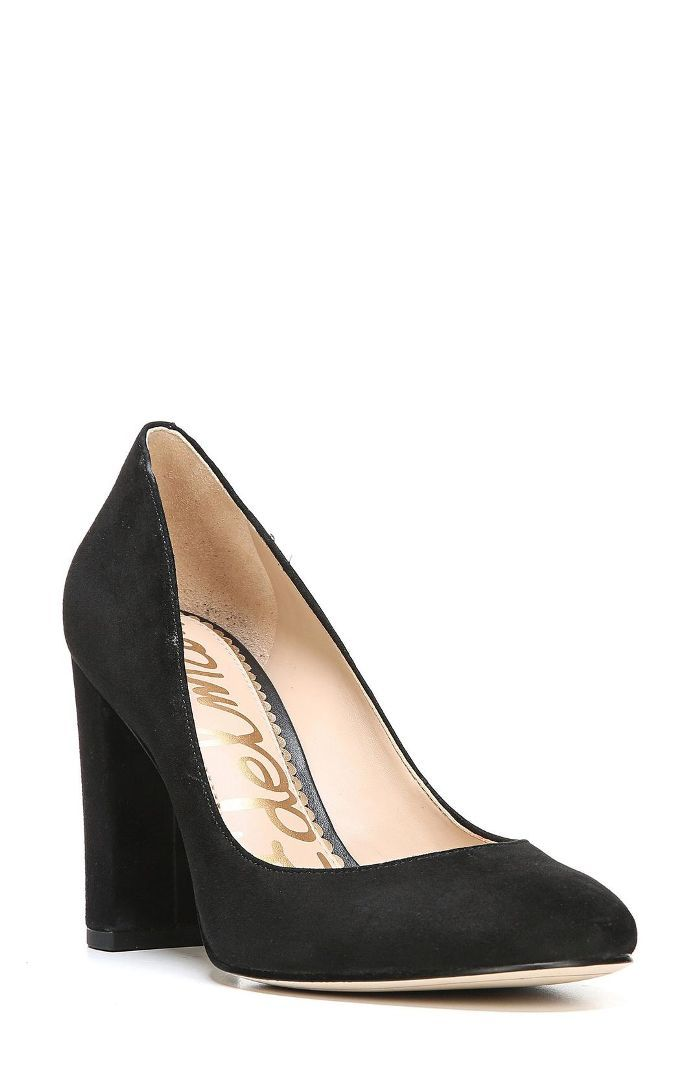 a370c4c25d86 Sam Edelman Stillson Pump | Shopping List in 2019 | Shoes, Women's ...