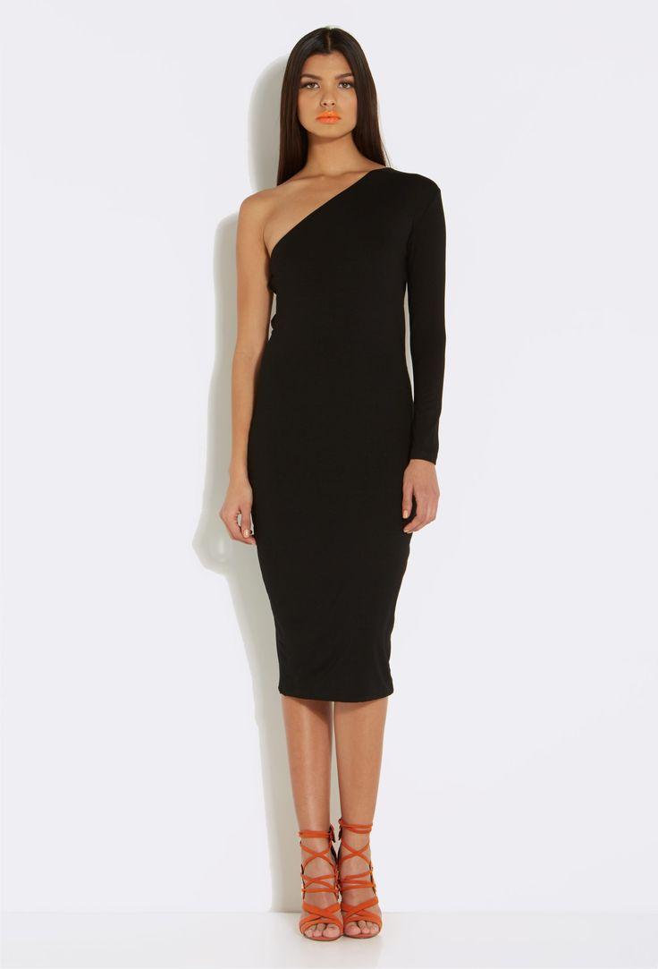 1000  images about little black dress on Pinterest  One shoulder ...