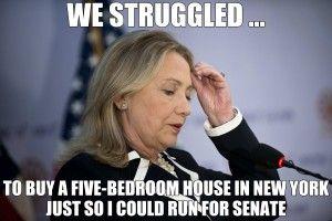 Hillary Rodham Clinto