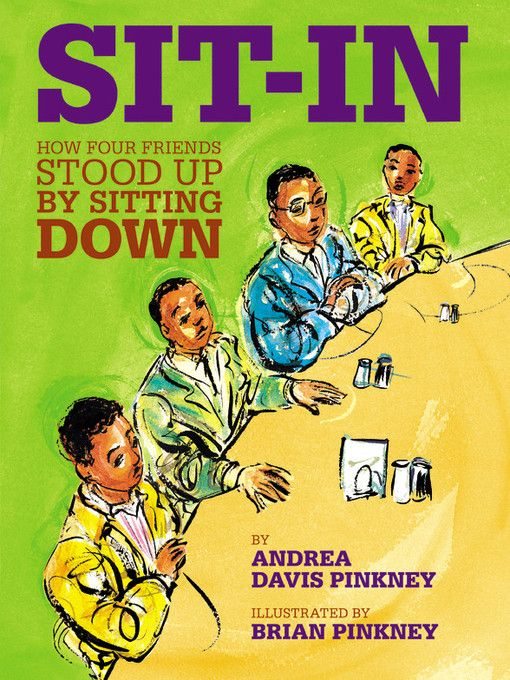List of Civil Rights Movement books with lesson plans and activities