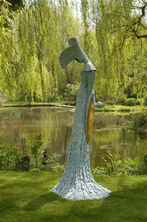 Philip Jackson Sculpture : Large Works : Skittles with Scarlatti : Sculptor Philip Jackson