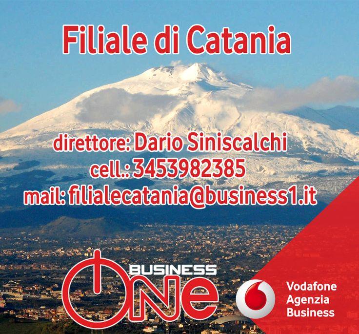Questa volta la copertina è dedicata alla filiale #businessone di Catania. Per qualunque informazione i contatti sono: cell.: 3453982385 mail: filialecatania@business1.it direttore: Dario Siniscalchi