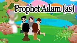 OLXTUBE: Prophet Adam Story (as) An Islamic Cartoon ( No Mu...