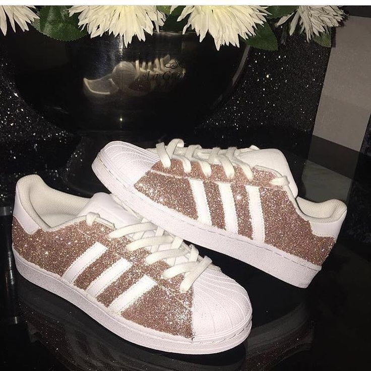 Adidas Superstar Gold Glitter aoriginal.co.uk