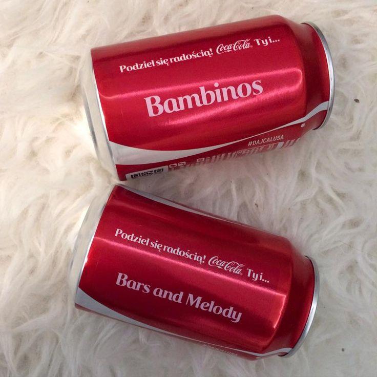 Polish Bambino <3 I need these coca colas