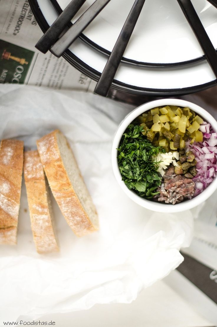 Moules avec Café de Paris Mayonnaise - http://foodistas.de/