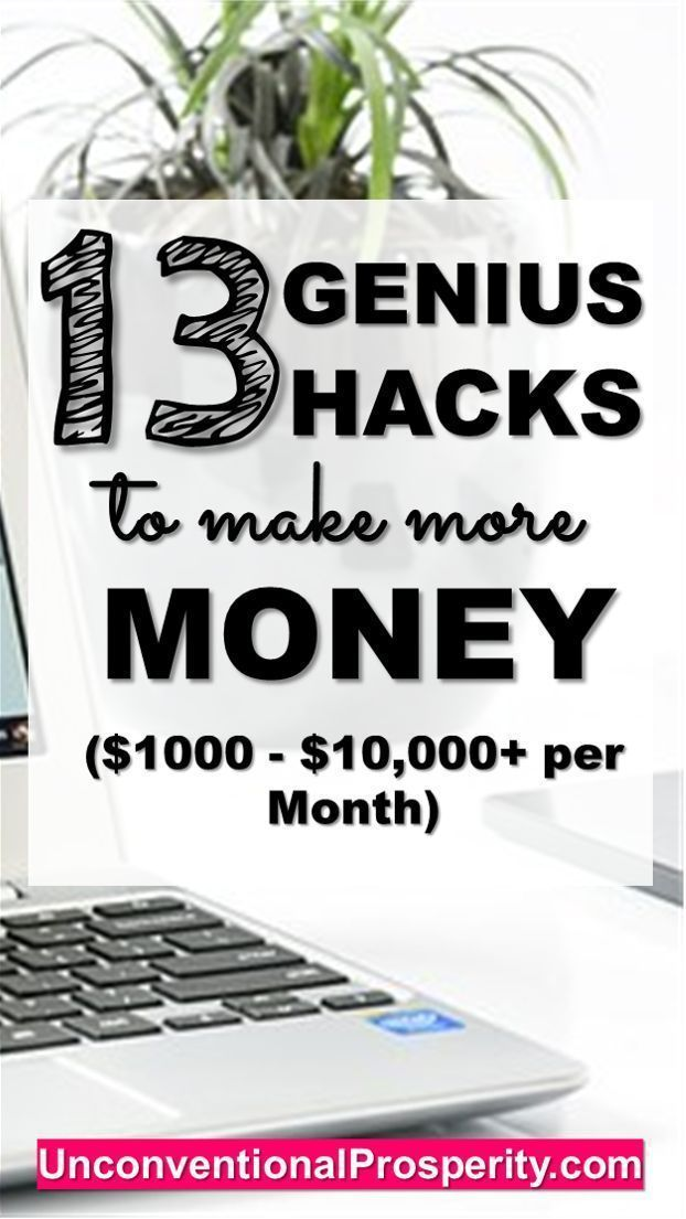 How to Make Money Fast Today (13 Ways to Make an Extra $500 Today) – Unconventional Prosperity