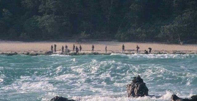 The North Sentinel Island : One of the most isolated and unwelcomed places on the Earth.