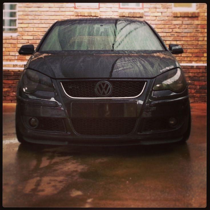 VW 9n3 TDI All Black