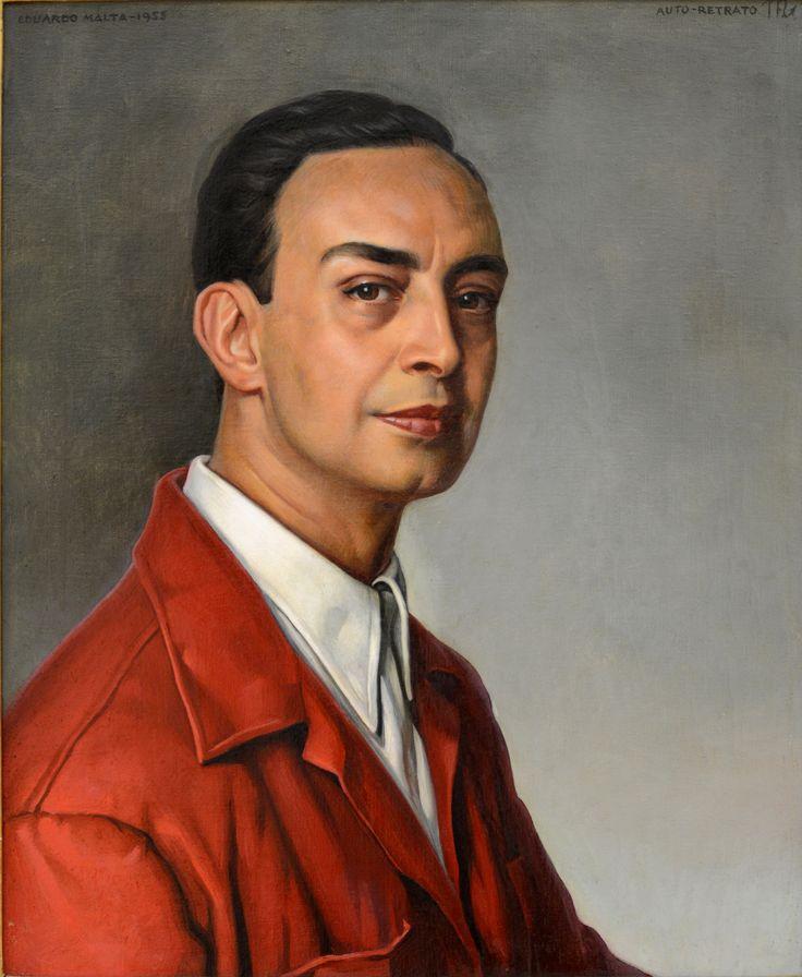 Eduardo Malta. Auto-Retrato