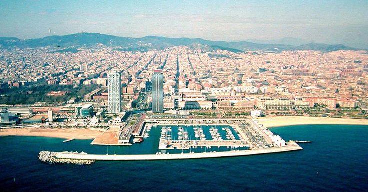 Barcelona Olympic Village