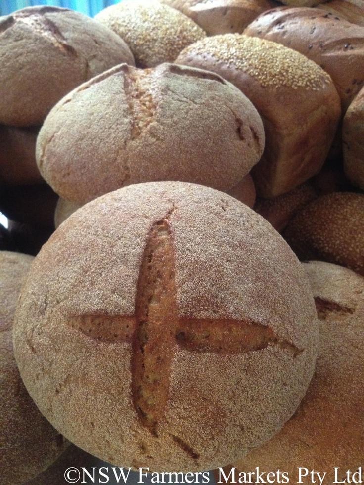 Organic Sourdough Bread - Newcastle City Farmers Market