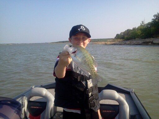 18 best crappie time images on pinterest memorial day for Best crappie fishing times