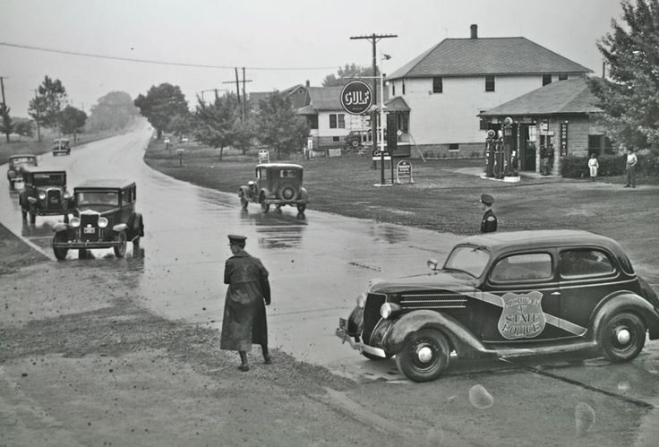 14 best driving the country roads images on pinterest for Motor city towing dearborn